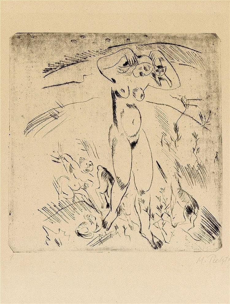Hermann Max Pechstein, Herbst, 1912