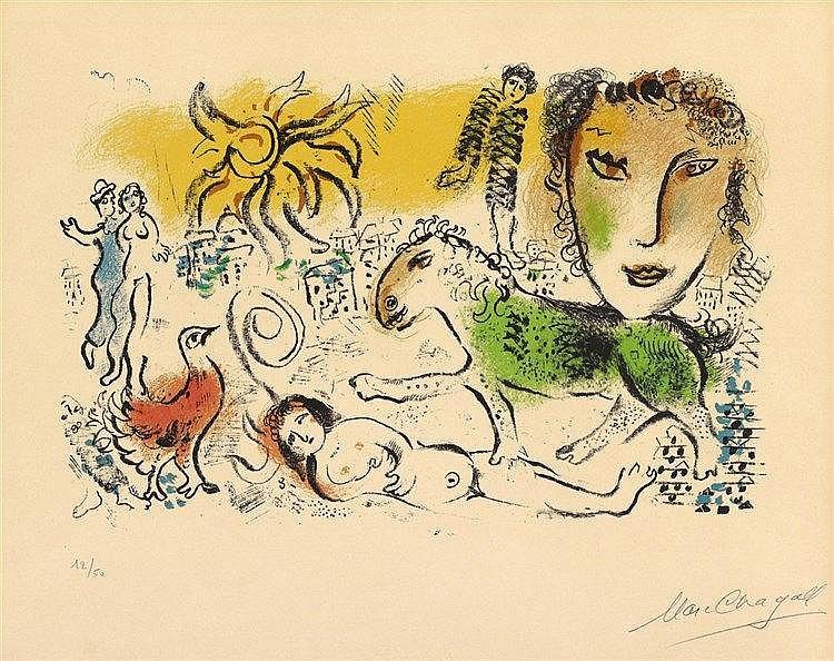 Marc Chagall, XXe Siècle, No. Spécial (Chagall Monumental), 1973