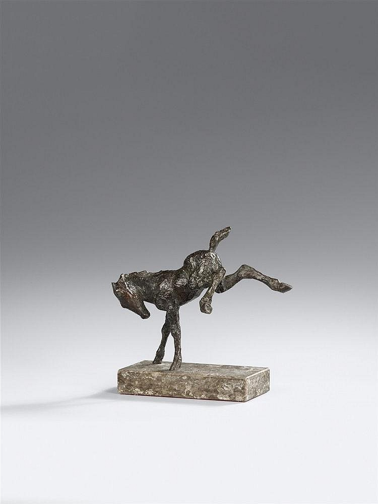 Renée Sintenis, Ausschlagendes Pferdchen, 1923