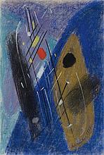 Max Ackermann, Sieg der Heiterkeit, 1954