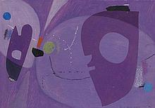 Max Ackermann, Untitled, 1957