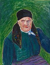 Marianne von Werefkin, Rosalia Leiß, 1908/1909