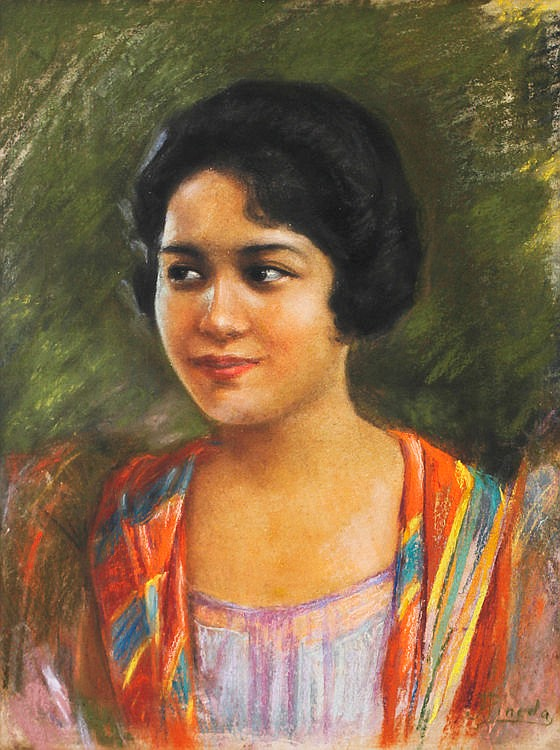 Jorge Pineda (1879 - 1946), Dalaga