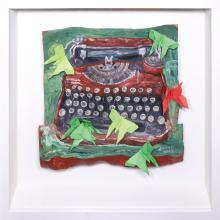 Jonathan Ching (b. 1969) - Typewriter 2017