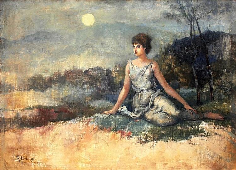 Felix Resurreccion Hidalgo (1855 - 1913)
