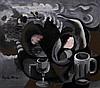 Federico Aguilar Alcuaz (1932 - 2011) Tablescape, Federico Aguilar Alcuaz, Click for value