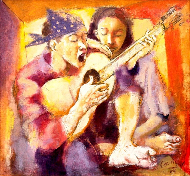 Emmanuel Garibay (1962) Harana