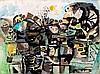 Federico Aguilar Alcuaz (1932 - 2011) Untitled, Federico Aguilar Alcuaz, Click for value