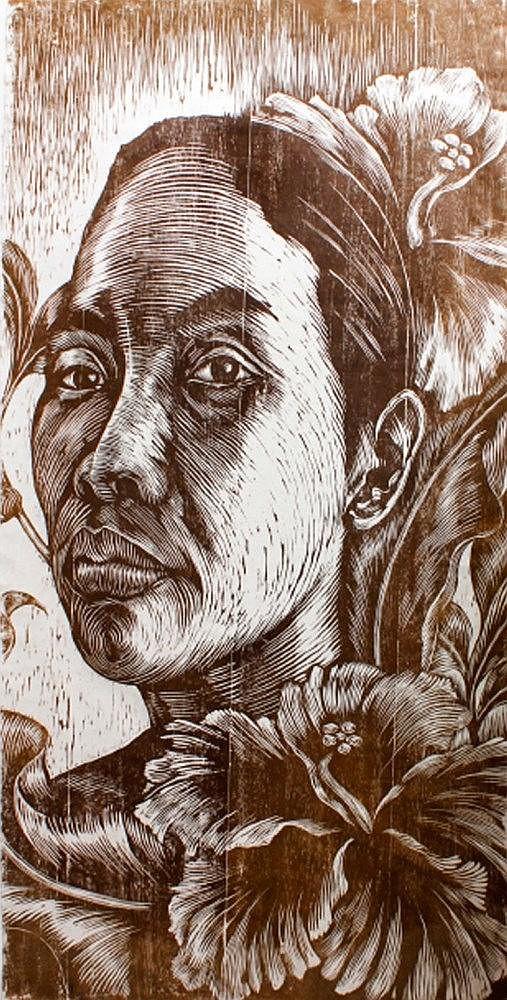 Ambie Abaño (1967) Flora Filipina
