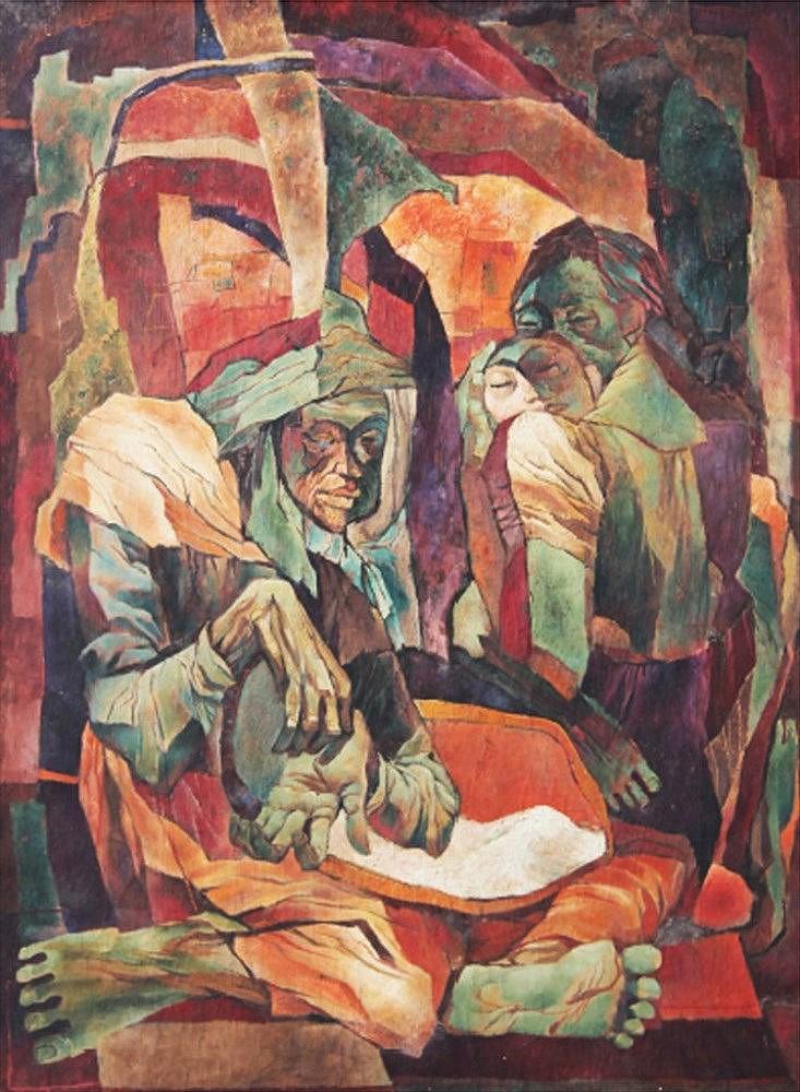 Cesar Legaspi (1917 - 1994) Ritual