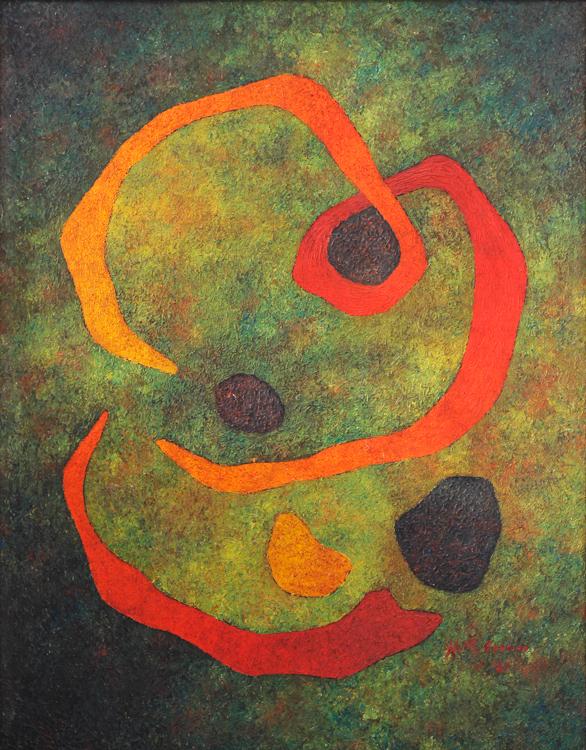 Hernando R. Ocampo (1911-1978) Untitled