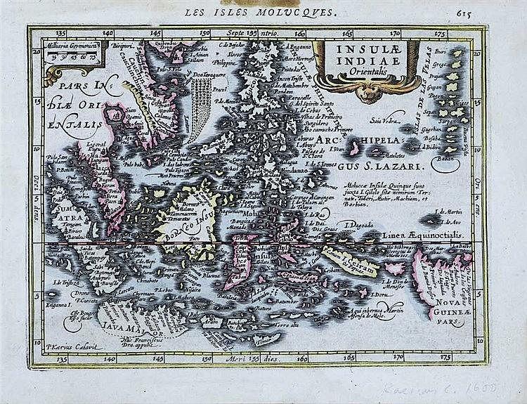 Les Isles Molucoves