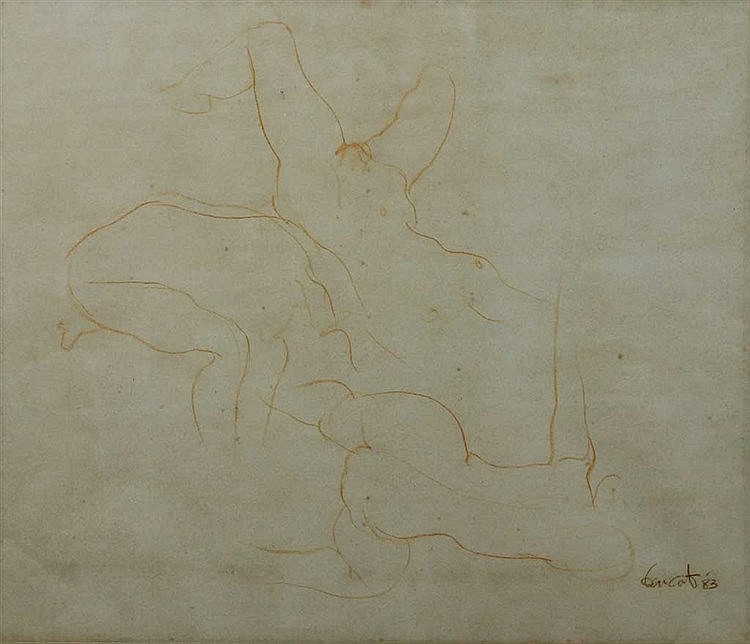 Benedicto Cabrera (b.1942)