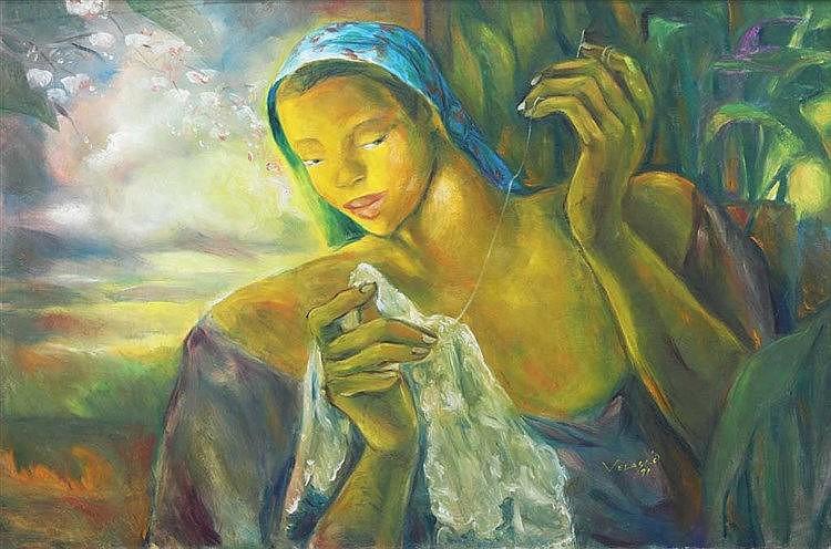 Lydia Velasco (b.1942)