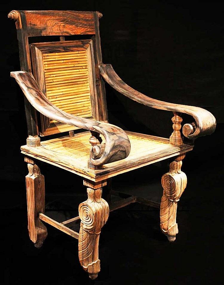 Kamagong Chair