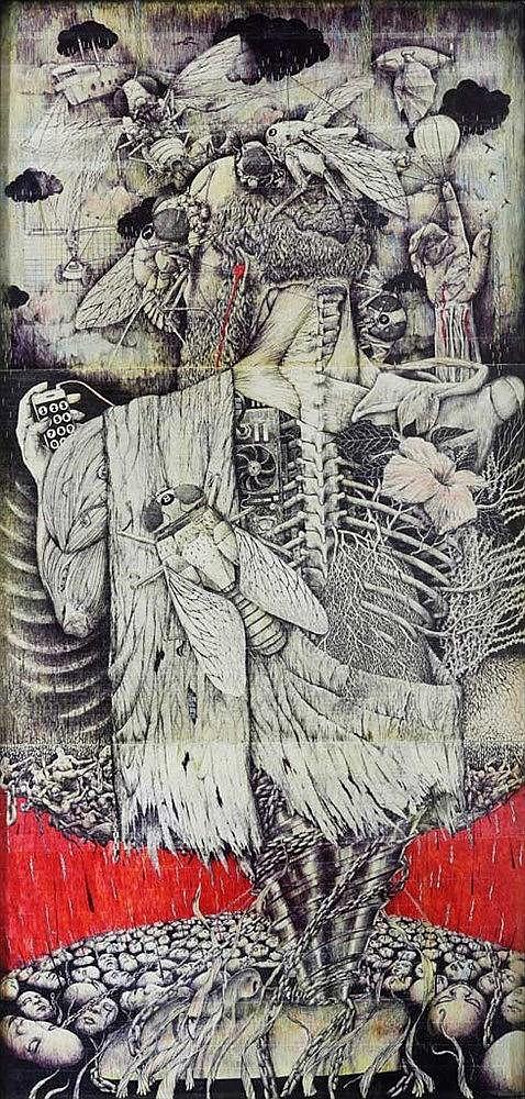 Sayid Cedicol (b.1981)