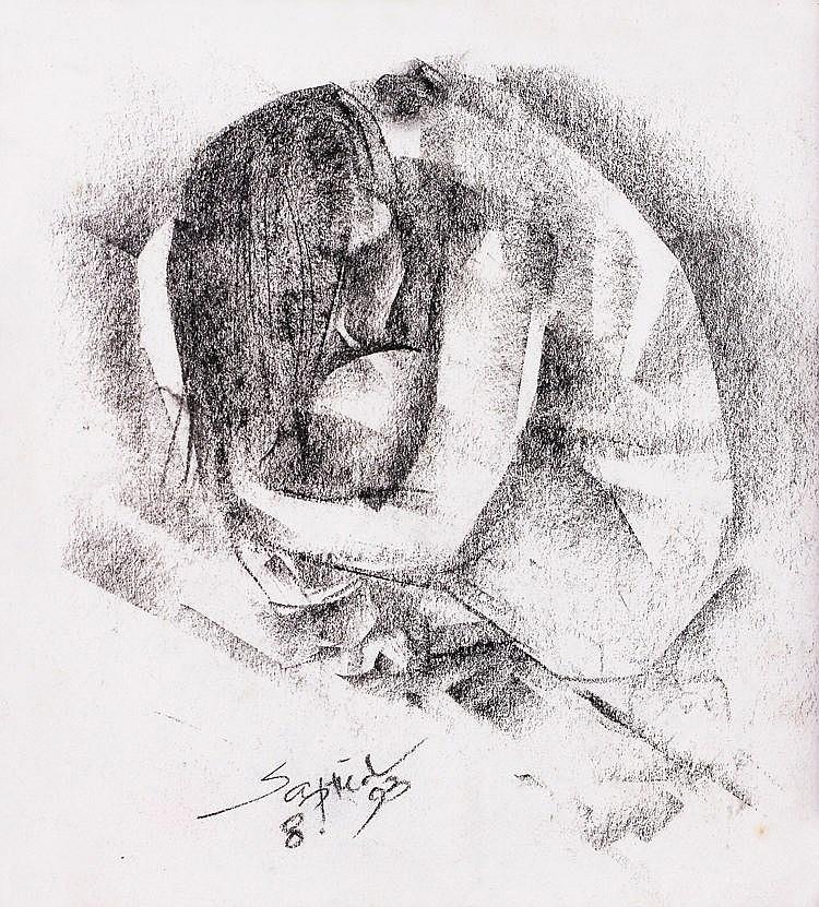 a.) Solomon Saprid (1917-2003)