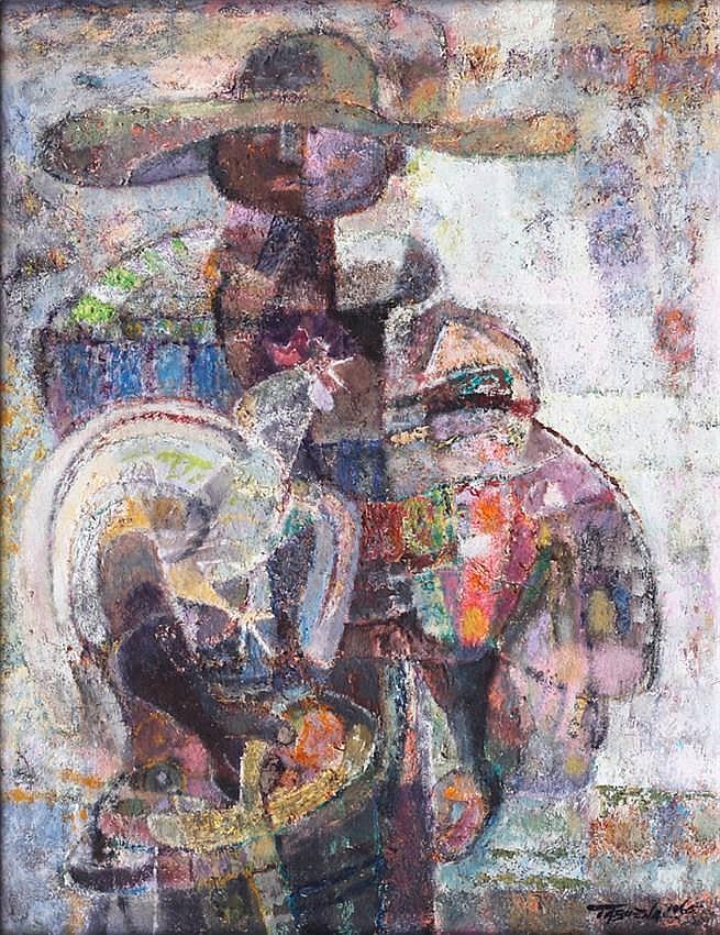 Romeo Tabuena (1921-2015)