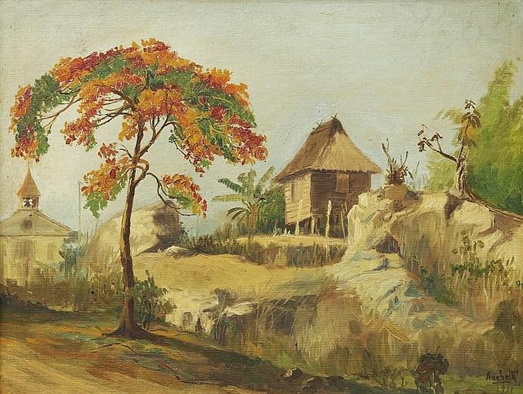 Isidro Ancheta (1882-1946)