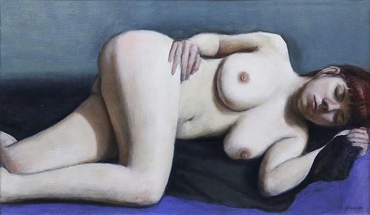 Mia Herbosa (b.1970)