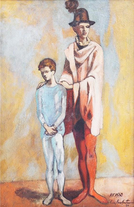 Cesar Buenaventura (1922-1983)