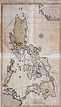 Carte Hydrographique & Chorographique des Isles Philippines