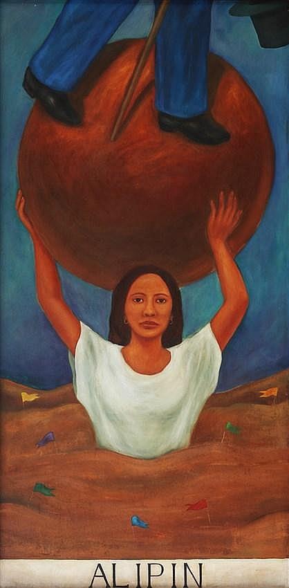 Karen Flores (b.1966)