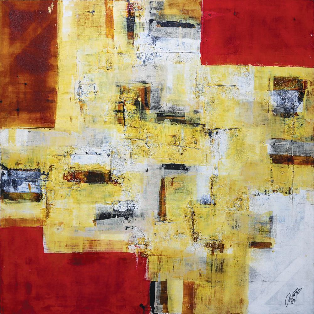 Ivan Acuña (b. 1968) - Untitled