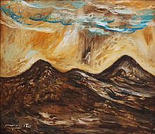 Fernando Modesto (b.1953)    Landscape