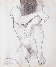 Jose Joya (1931-1995)    Nude
