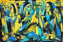 Angelito Antonio (b.1939)    Tres Marias