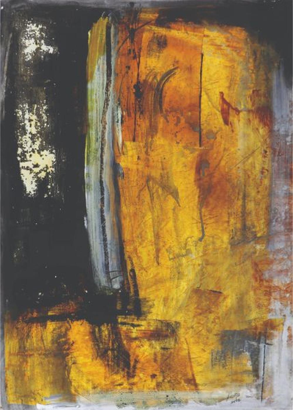 Ivan Acuña (b. 1968) - Metalscape Series No. 19