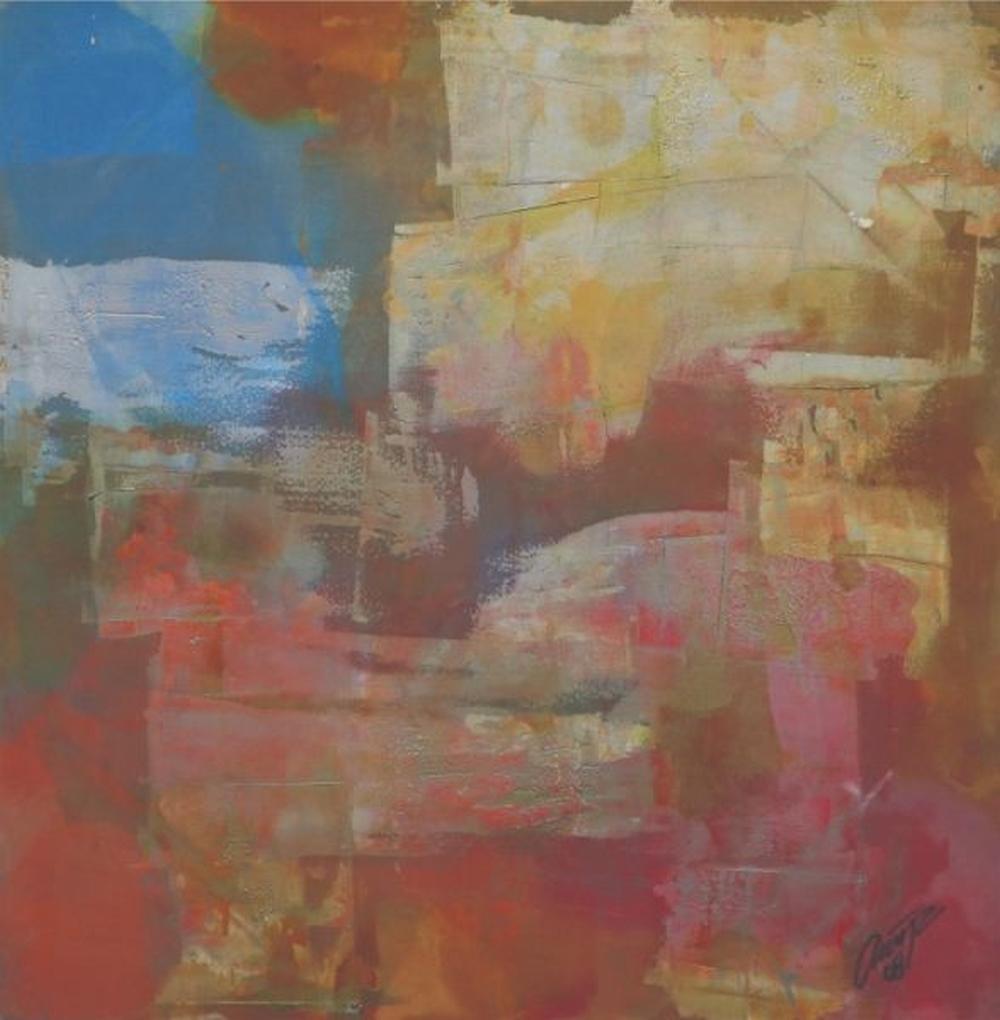 Ivan Acuña (b. 1968) - Abstract