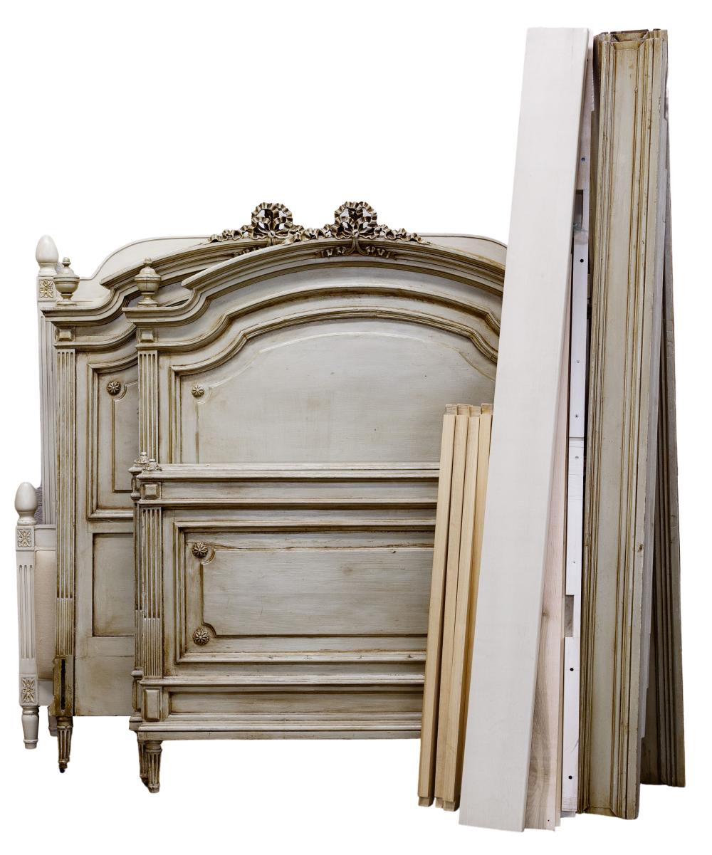 French Walnut Bed Assortment