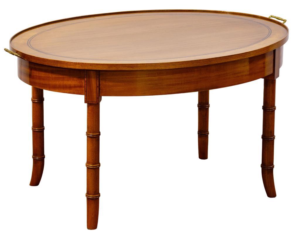 Walnut Tray Table