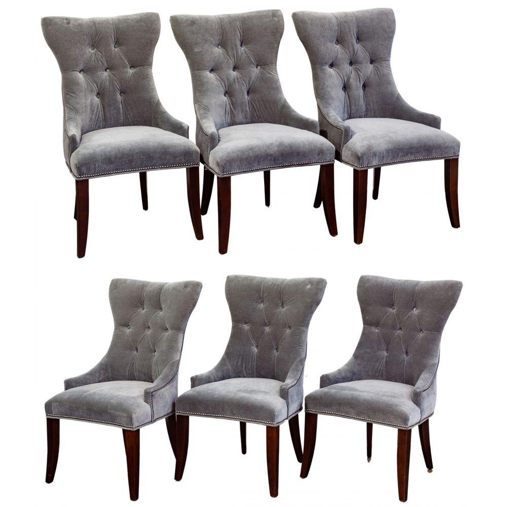 Bernhardt Upholstered Dining Chairs