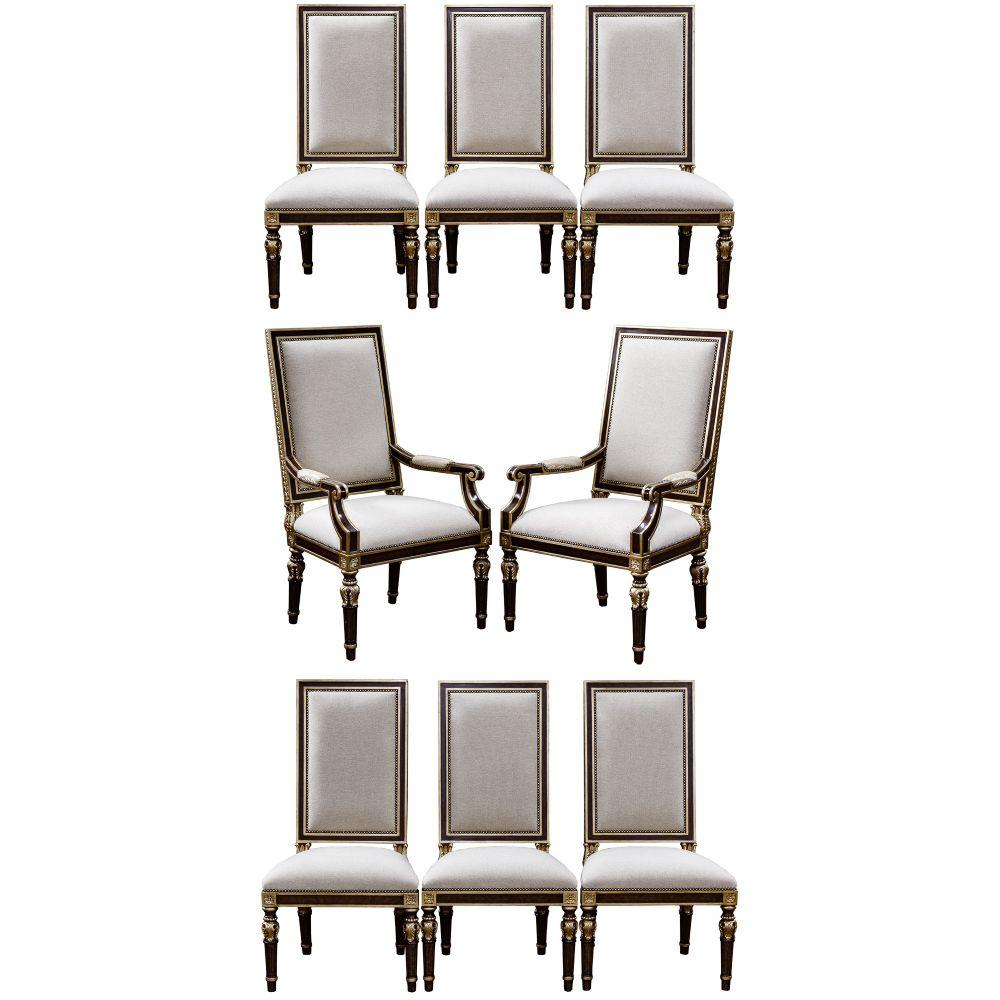 Marge Carson 'Grand Traditions' Side Chairs