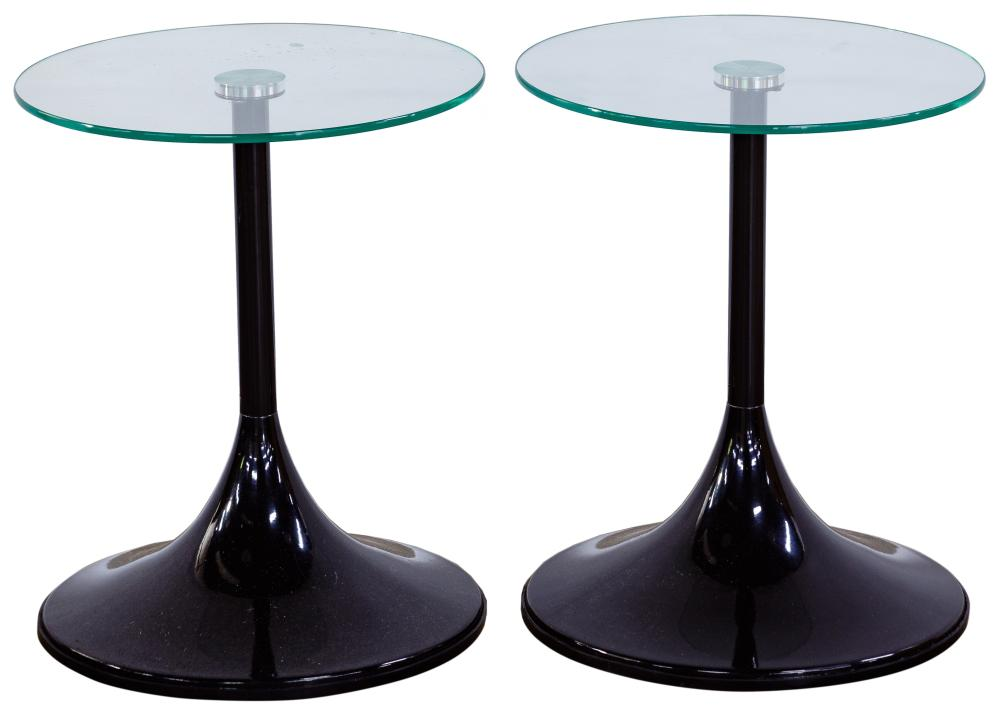 MCM Style Tulip Base Tables