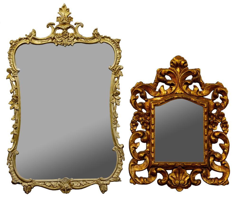 Wall Mirror Assortment