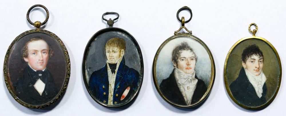 Miniature Portrait Assortment