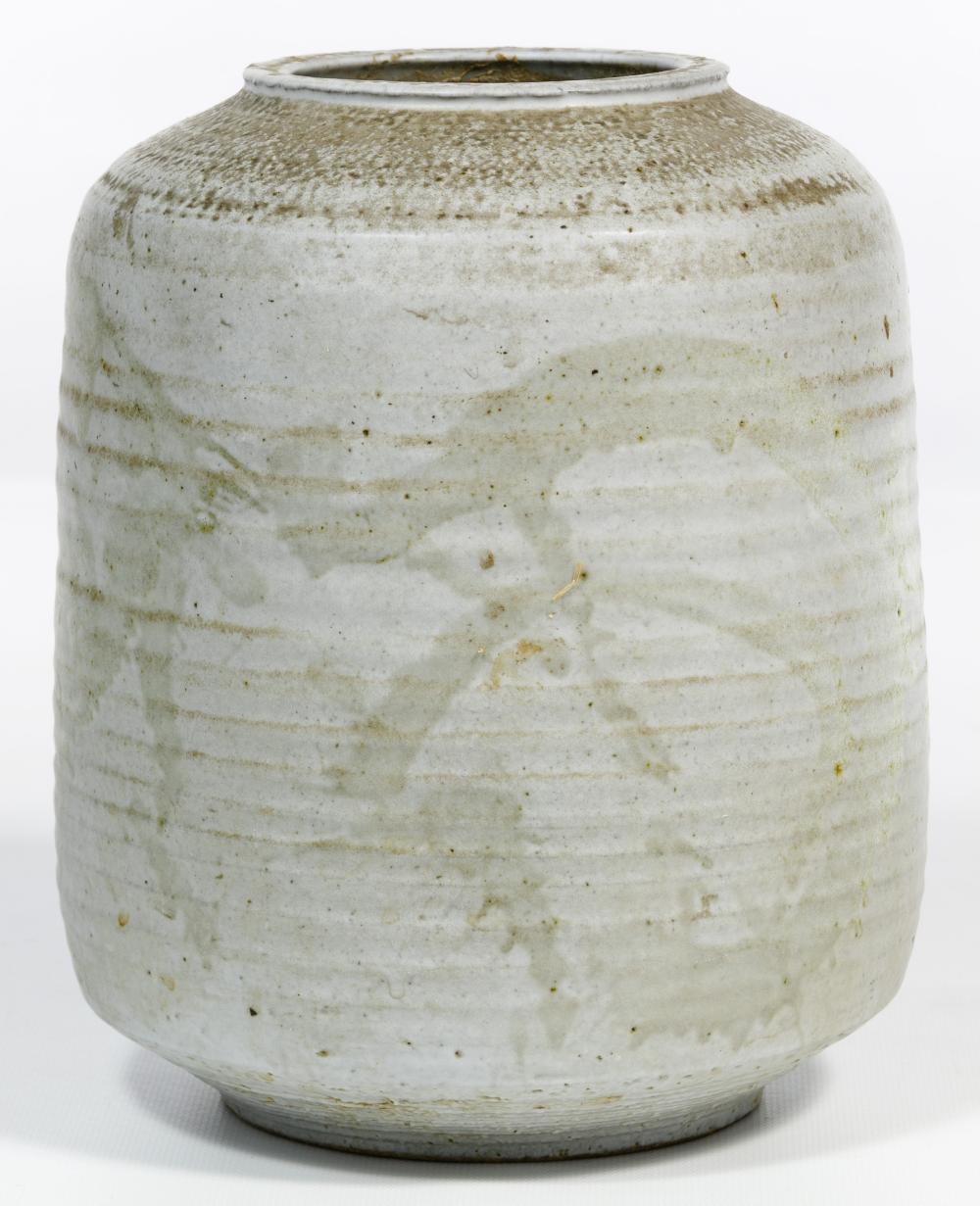 Clyde Burt (American, 1922-1981) Studio Ceramic Vase