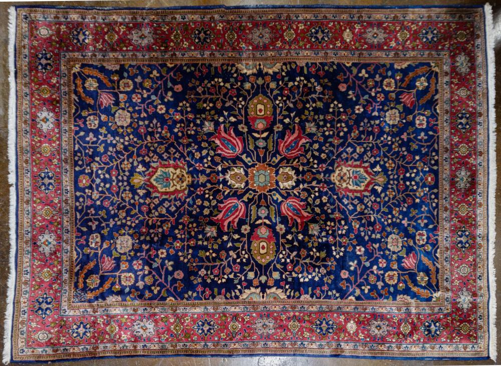 Persian Wool Area Rug