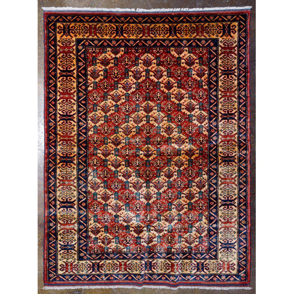 Turkish Anatolian Wool Rug