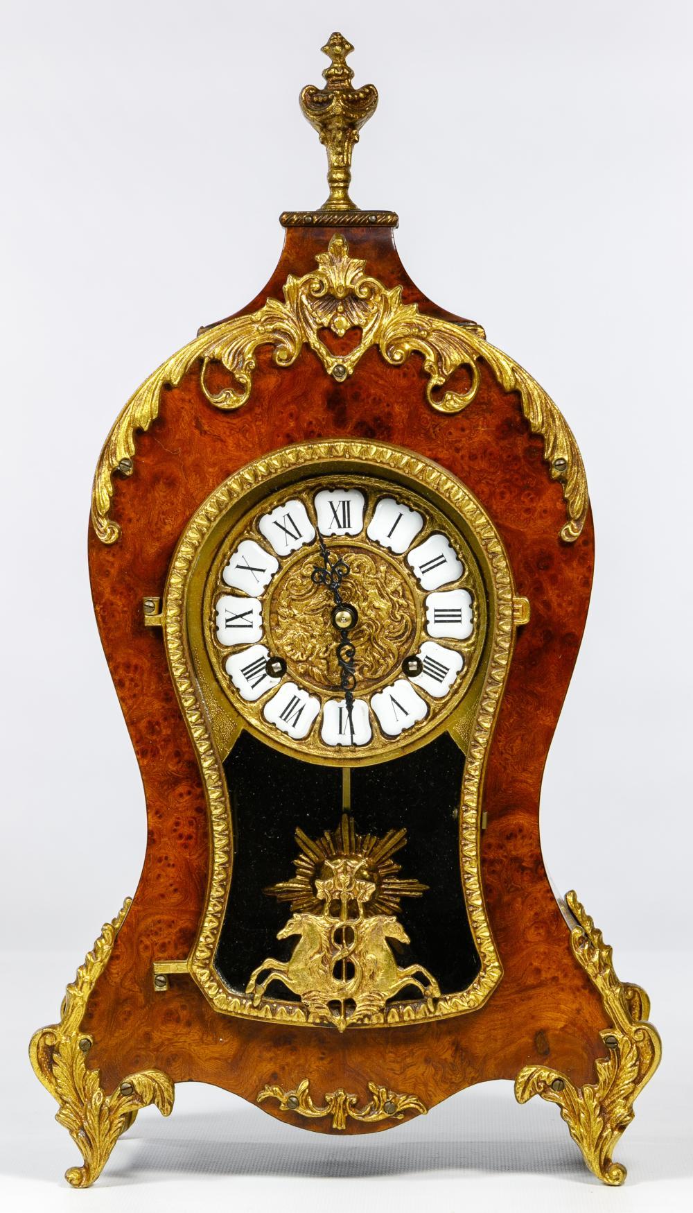 Bracket Clock Works by Hermle West Germany
