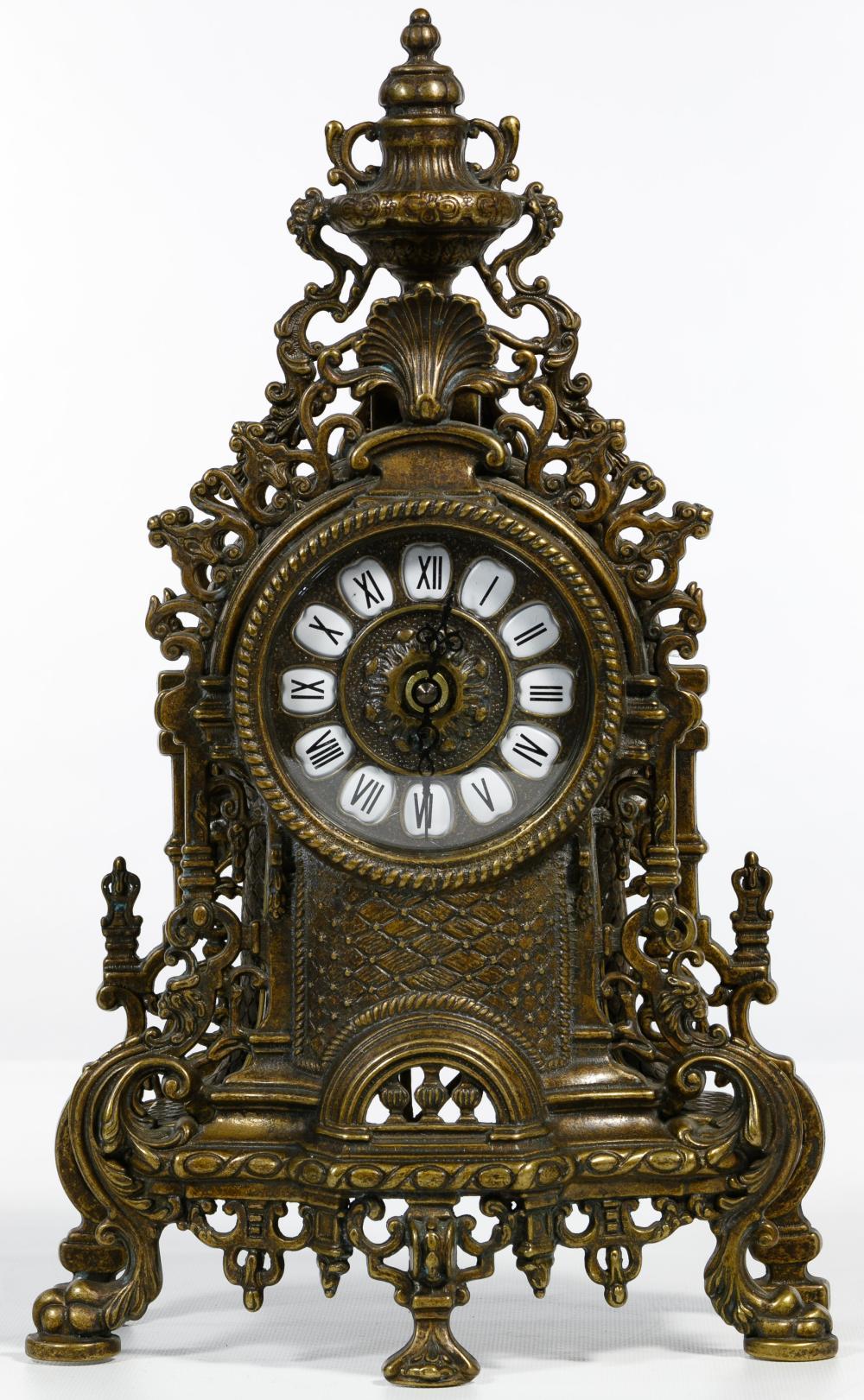 Italian Mantle Clock