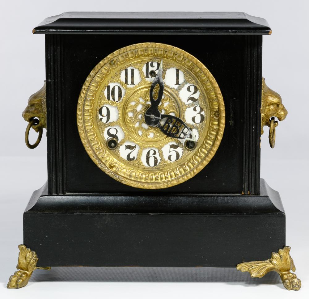 William Gilbert Mantel Clock