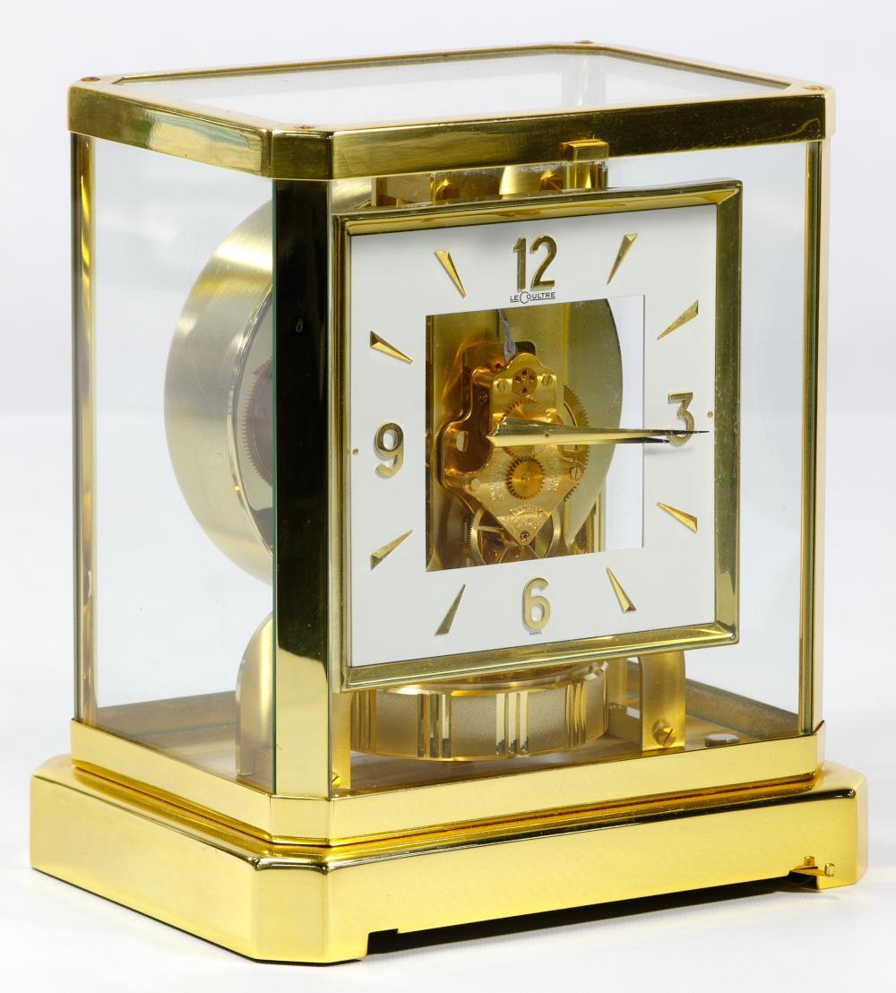 LeCoultre 'Atmos' Mantel Clock