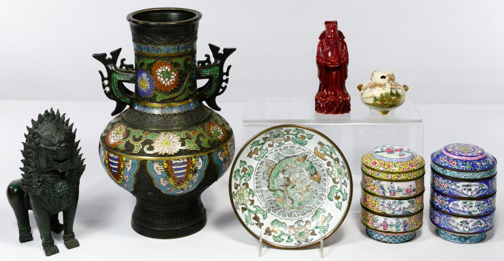 Asian Decorative Assortment