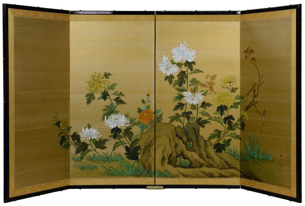 Asian Multi-panel Art