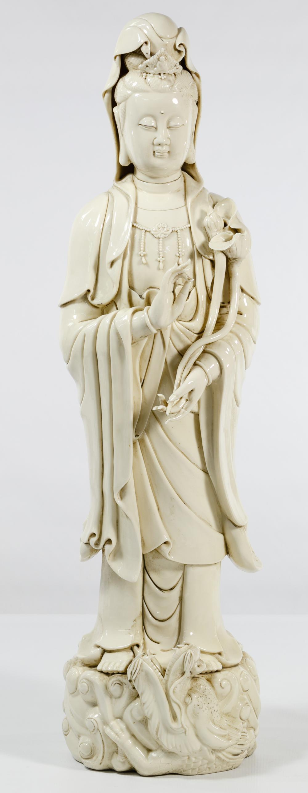 Chinese Guan Yin Statue